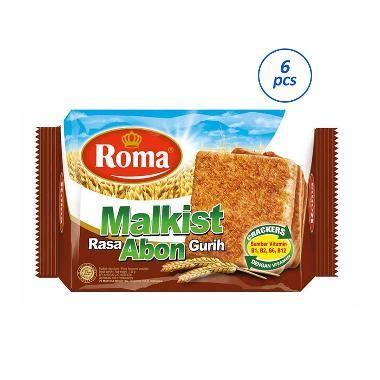 Roma Malkist Crackers 1 Pcs jual produk roma terlengkap terbaru oktober 2018