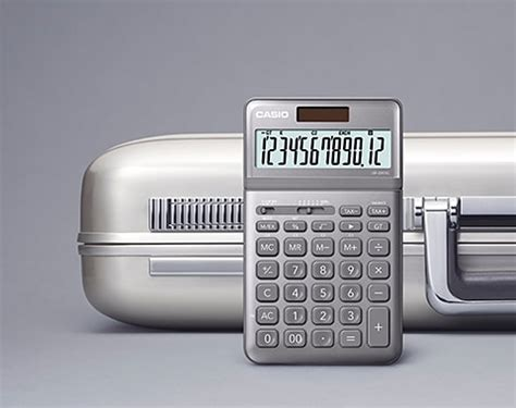 Kalkulator Casio Ms 20uc casio to release two calculator series based on the concept of quot my style quot