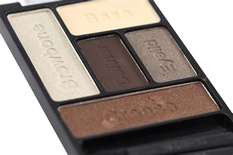 Eyeshadow N n the color icon eyeshadow palette