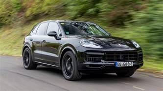 Porsche Cayenne Truck Porsche Cayenne Suv 2017 Ride Review By Car Magazine