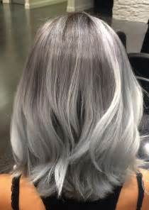 silver hair color silver hair obsession mane interest