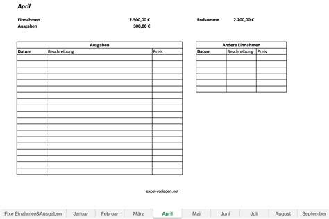 Vorlagen Kostenlos Haushaltsbuch Haushaltsbuch Als Excel Vorlage Kostenlos Excel