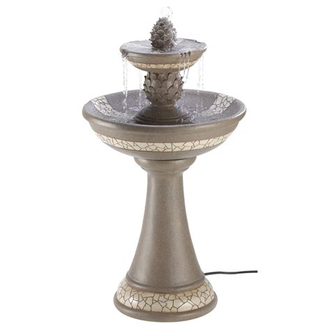 wholesale mosaic courtyard pineapple fountain buy