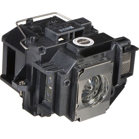 epson projector l epson elplp56 replacement projector l bulb v13h010l56 b h