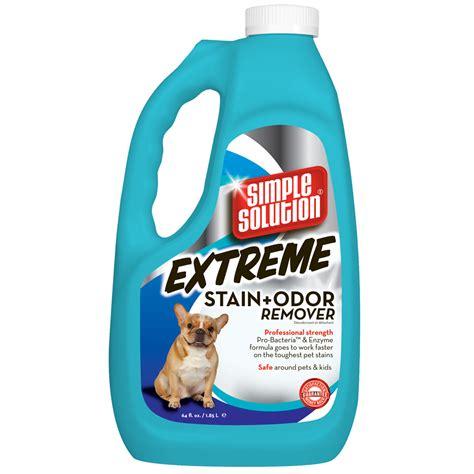 Simple Solution Odor Remover simple solution stain odor remover gallon