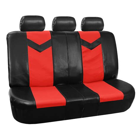 synthetic leather car seat covers w carpet floor mats ebay