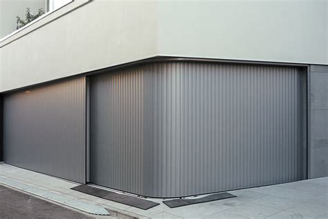 Garage Design by Alulux Garagentore Deutsche Markenqualit 228 T Aus Aluminium
