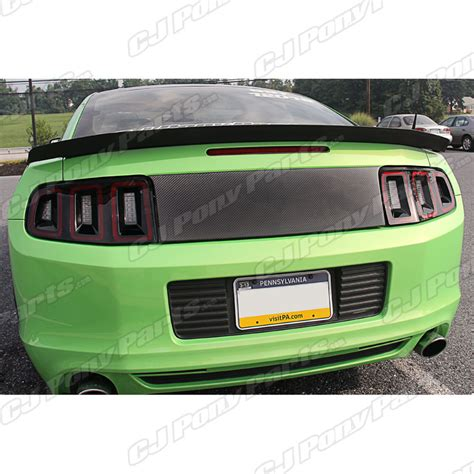 deck lid mustang 13 gt decklid panel the mustang source ford mustang forums