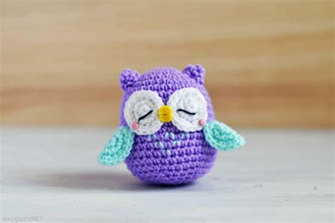 crochet owl motif pattern free stuffed owl crochet pattern rachael edwards