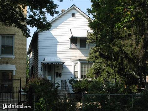 walt disney s childhood home for sale in chicago