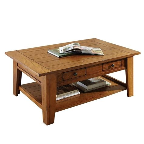 Steve Silver Coffee Tables Steve Silver Company Liberty Cocktail Table In Oak Finish Ly600c