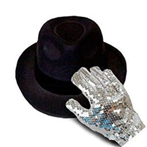 Baby Mj Hat fancy dress michael jackson wig glove hat glasses set