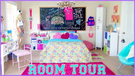 bedroom videos back to school room tour youtube