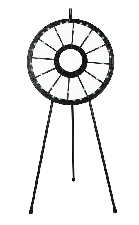 12 Slot Floor Classic Prize Wheel With Lights Gpplay 12 Slot Prize Wheel Template