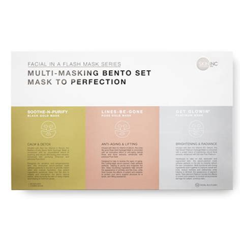 Skin Inc Soothe Purify Mask 15 best sheet masks for your in 2018 firming