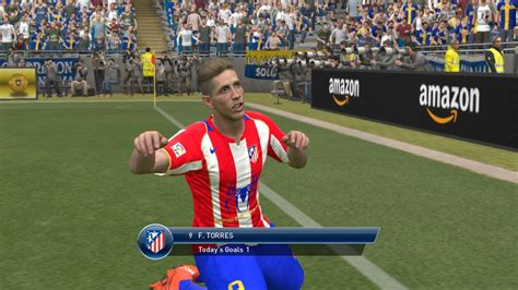 Patch Fifa 2016 For Madrid atletico madrid kit for pes 2016 by dartion pes patch