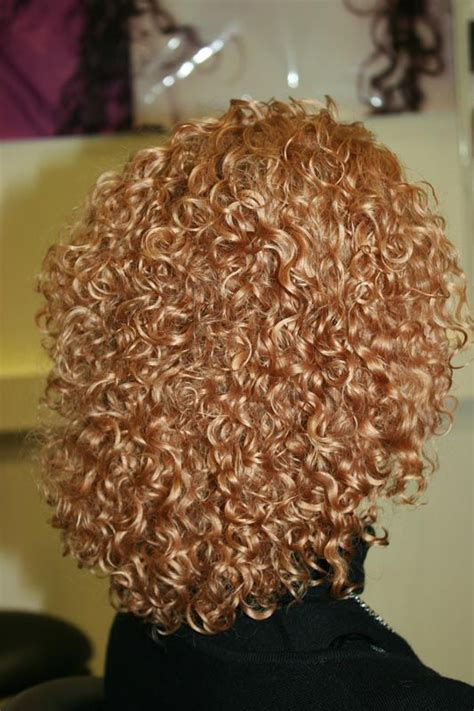 pin curl or spiral perm average cost medium length curly hairstyles what s trending for 2014