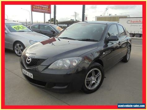 2007 mazda 3 for sale mazda 3 for sale in australia