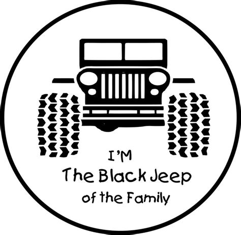 jeep family stickers 1000 ideas about black jeep on pinterest jeeps jeep