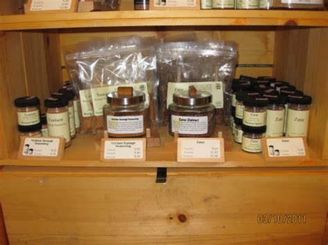 Spice Rack For Penzeys Jars by Penzeys Spices Store Appearance Standards