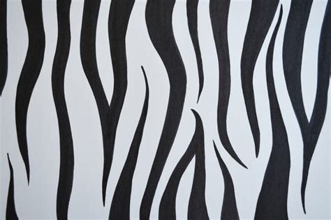 Drawing Zebra Stripes by How To Draw Zebra Print With Pictures Ehow