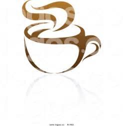 royalty free coffee vector logo 6 by elena 1492