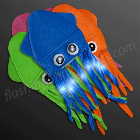 Squid Headband Rqr 104 blinky silly squid hats are a of