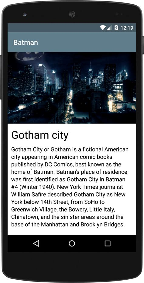 layout android space android how to write batman like xml layout