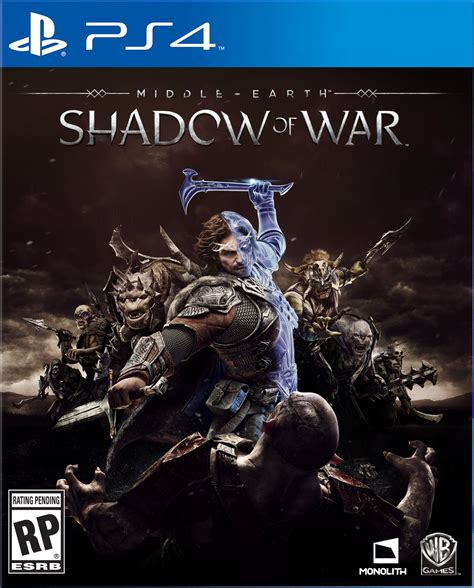 Dijamin Middle Earth Shadow Of War Ps4 middle earth shadow of war ps4 box