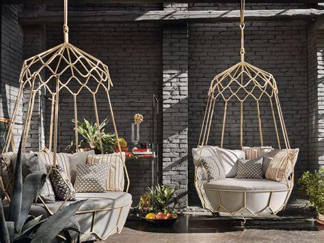 Garden furniture from roberti rattan studio przedmiotu