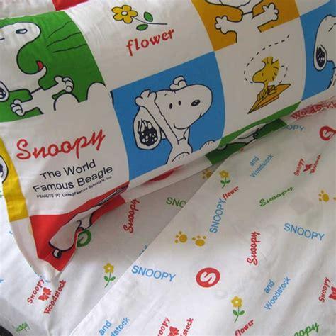 Set Snoopy snoopy bedding