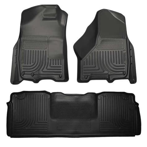 Liner Set husky liner 9904x weatherbeater floor liner set