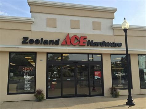 Ace Hardware Zeeland | zeeland ace hardware hardware stores 435 w main ave