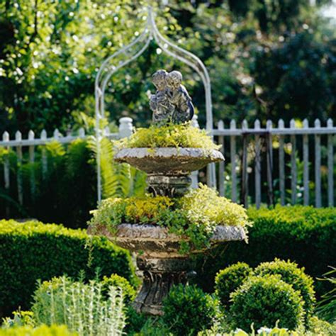 vorschläge für gartengestaltung bepflanzung zaun idee