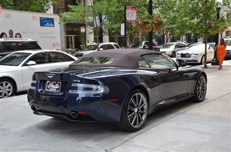 2014 aston martin db9 volante 2014 aston martin db9 volante stock b793a s for sale