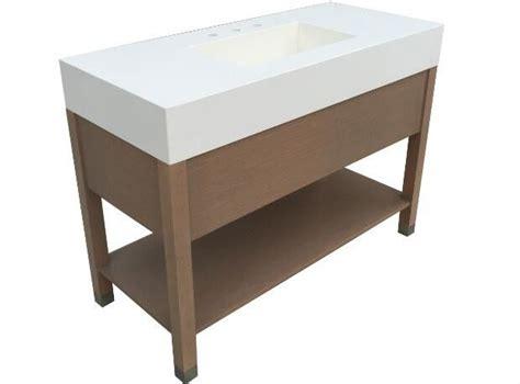 stand  modern bathroom vanity cabinets plywood