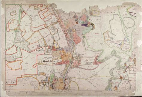 lloyd george survey of land values gloucestershire
