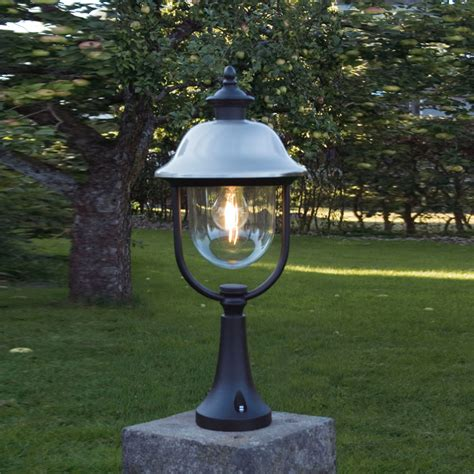 Outdoor L Post In by Konstsmide 7241 000 Parma 1 Light Outdoor Post Lights
