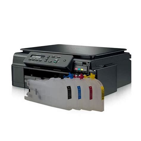 reset impresora brother j100 impresora brother dcp j100 cartucho gigante sublimaci 243 n