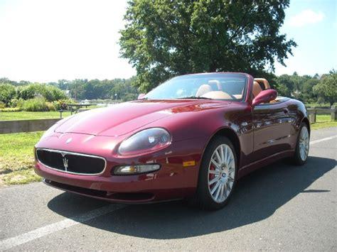 Maserati Cambiocorsa 2002 Maserati Spyder Cambiocorsa