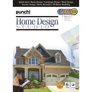 punch home design studio for mac new sealed 664446901705