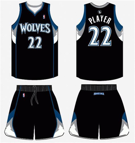 jersey design editor image minnesota timberwolves alternate uniform gif