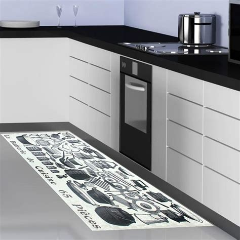 tapis cuisine vente privee tapis de cuisine delester design batiwiz