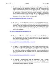 Chapter 22 Apush Outline by Apush Amsco Chapter 15 Mehmet Bayram Apush 1 May 24 2007 1 The Answer