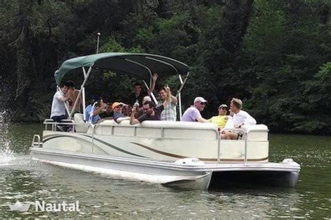 marco island boat charters 25ft pontoon boat for charter in marco island nautal