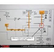 Oldmobile Bravada 43 Has No Fuel Pressure Pump Operation