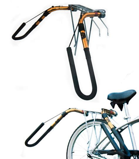 Bicycle Surfboard Rack by Carver Bicycle Surf Rack Electric Cyclery