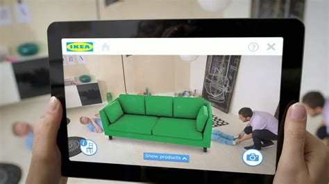 Ikea Furniture Catalogue by Place Ikea Furniture In Your Home With Augmented Reality