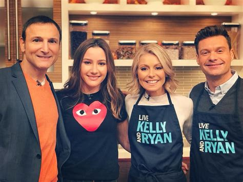 leslie mann on live with kelly and michael livekellyandmichael recipes menurecipe co