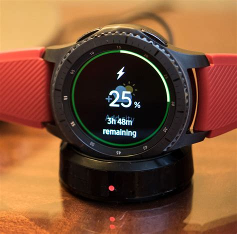 Smartwatch Samsung Gear 3 samsung gear s3 smartwatch review design functionality page 2 of 3 ablogtowatch